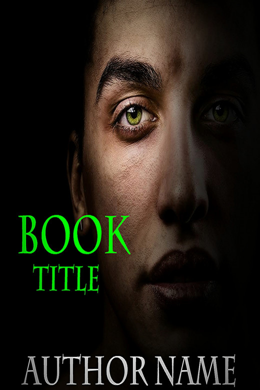 Premade Cover Art, Suspense Genre