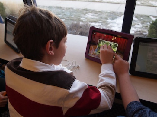 Tablet Computers Are Proving To Be Beneficial In The Education Of Those With Autism
