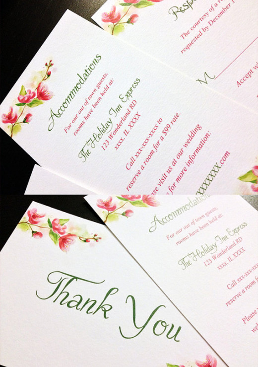 There are many cards to think about when you're letting your guests know about your wedding!  Choose your method of letting them know wisely! -- (c) 2013 Paint the Day -- All Rights Reserved -- Do Not Distribute --