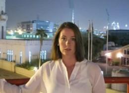 The rape victim in Dubai