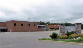 Ah, I found a picture of the current High School.