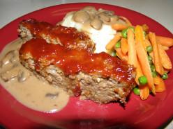 Best Brown Sugar Meatloaf Recipe