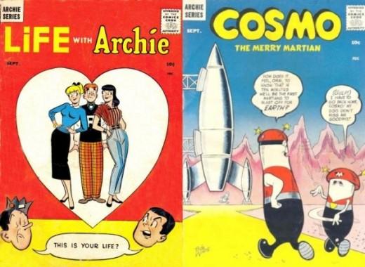 1958 Comics
