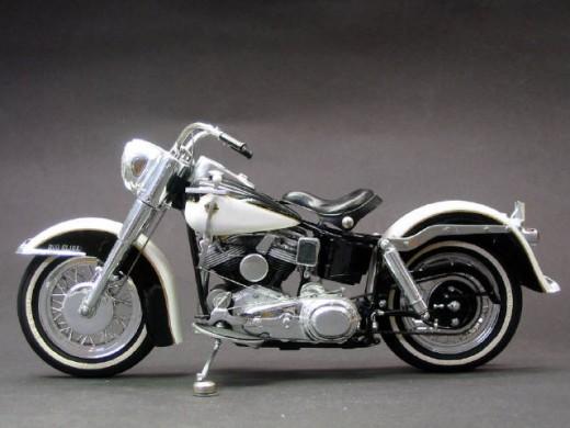 1958 Harley