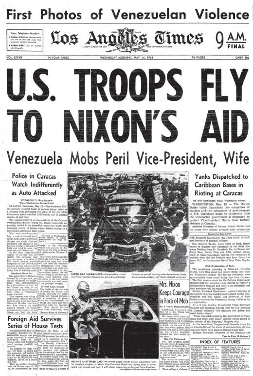 Nixon 1958