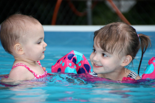 Teaching them to swim is only the beginning.