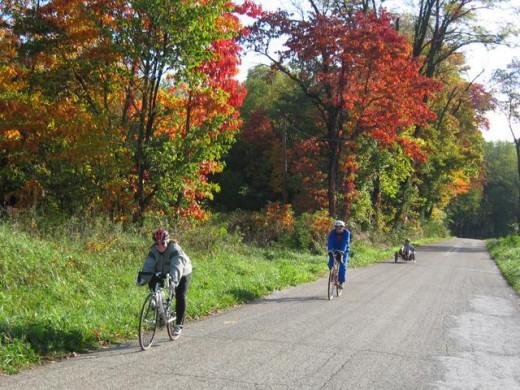 2012 Bike the Bridges bicycle tour