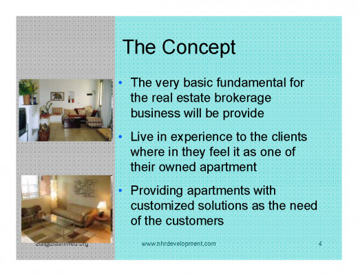 Real Estate Brokerage EShop Idea The Business Idea