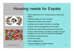 Kuwait Real estate market Expat Housing Needs