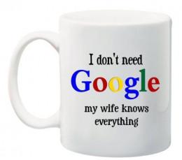 Who needs Google?