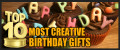 Top 10 Most Creative Birthday Gifts