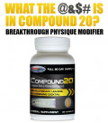 USP Labs Compound 20: Effective Results or Supplement Scam?