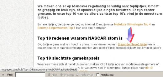 I am linked! In Dutch!