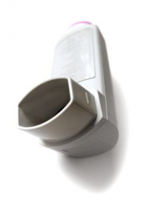 Inhaler for  Ventolin (albuterol)