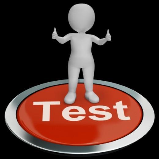 ACT & SAT Test scores help determine scholarship eligibility.