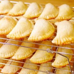 Empanadas: Pumpkin Pie Style