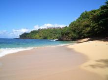 Hideaways Beach, North Shore, Kaua'i