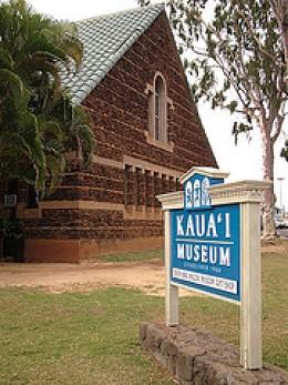Kaua'i Museum, Lihue, Kaua'i