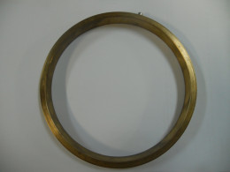 Worn out wear rings reduces capacity of the pump