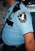 Olney, Illinois Police Uniform actually have the White Squirrel on their emblem