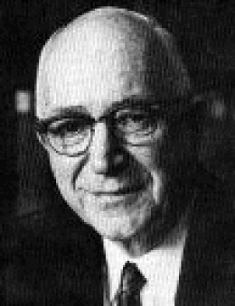 Gordon Allport was a famous personality theorist.
