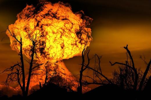 Mortal's capacity for destruction dismays both Dagda and Celeste