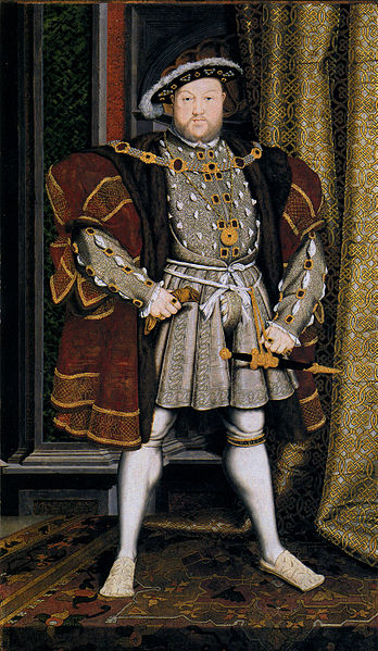 King Henry Vlll - no compassion for the sick and infirm?