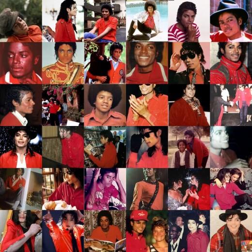 Michael Jackson 1958