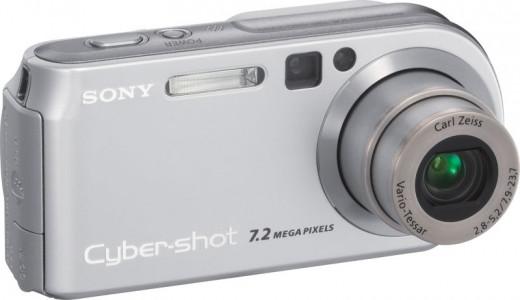Sony Cyber-Shot DSCP200