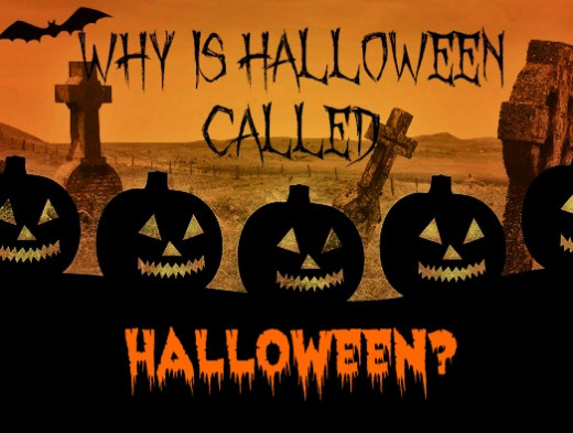 Why is Halloween called Halloween?