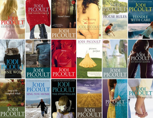 Jodi Picoult book list