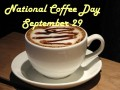 Celebrating National Coffee Day on September 29