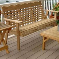 Oak Patio Furniture