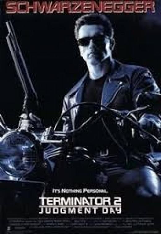The T-800 in T2