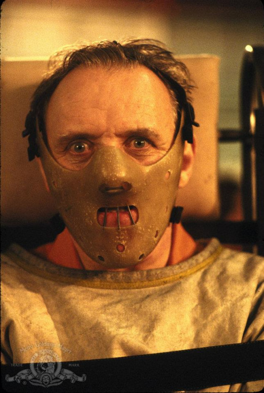 Anthony Hopkins Silence of The Lambs actor