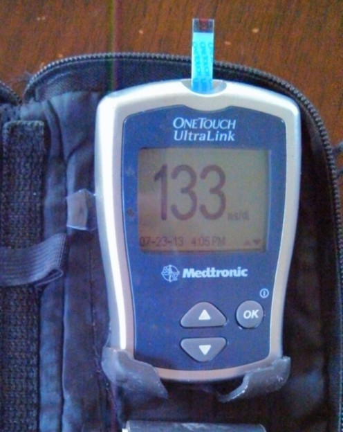 As a diabetic, I test my blood sugars 6x a day