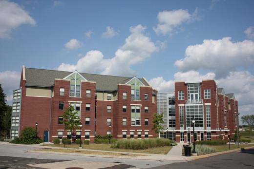 College dorms