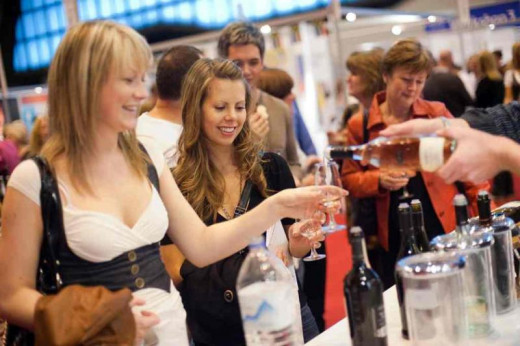 Tesco Wine Fair