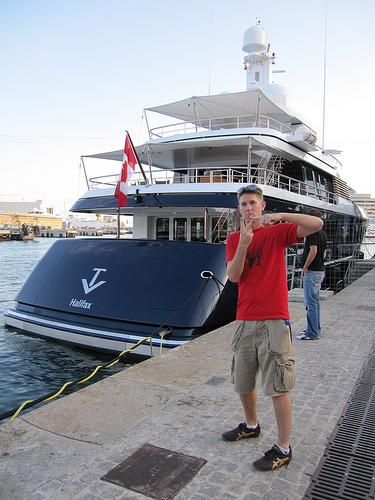 My hokie yacht from Jared Irish  flickr.com