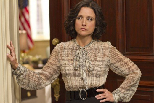 Julia Louis-Dreyfus in Veep