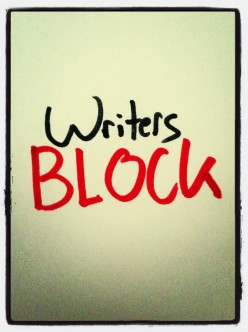 Writers Block: A Poet's Pause