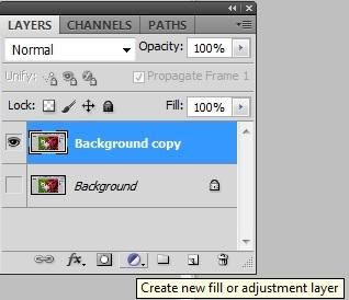 Adjustment Layer icon