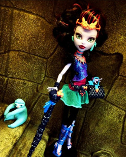 Jane Boolittle Doll Of Monster High - Release Date & Preview