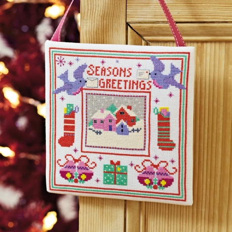 Christmas Hanging Sign