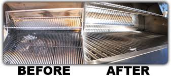 When cleaning your grill there are proper ways to make this chore very easy and this article is some thing that can help you on your way.