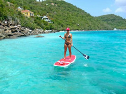 The Virgin Islands - pristine beaches and crystal clear waters