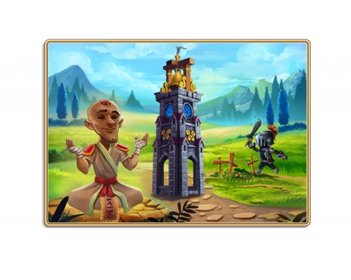 Create a happy kingdom with your friends in this fun, free building simulation game. Enter Dawnshire, a magical land of fairytale romances and nefarious villains. The infamous wizard Faugrimm has trapped your subjects in a mysterious magical murk cal