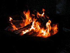 Surviving the Elements; How to build a wilderness fire and shelter