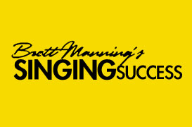 Brett Manning's Singing Success