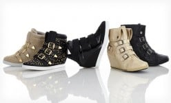 What to Wear Wedge Sneakers With and How to Style Outfits for Them